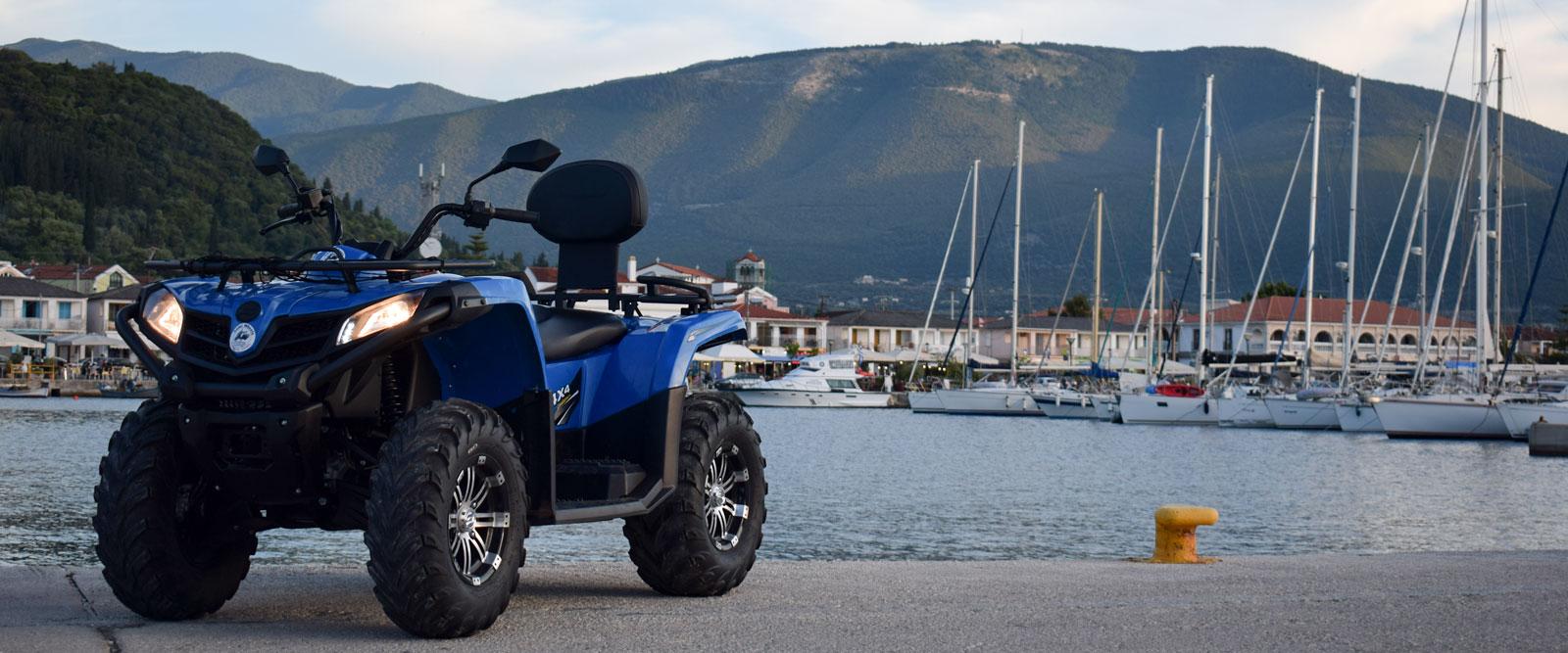 Kefalonia ATV Rentals