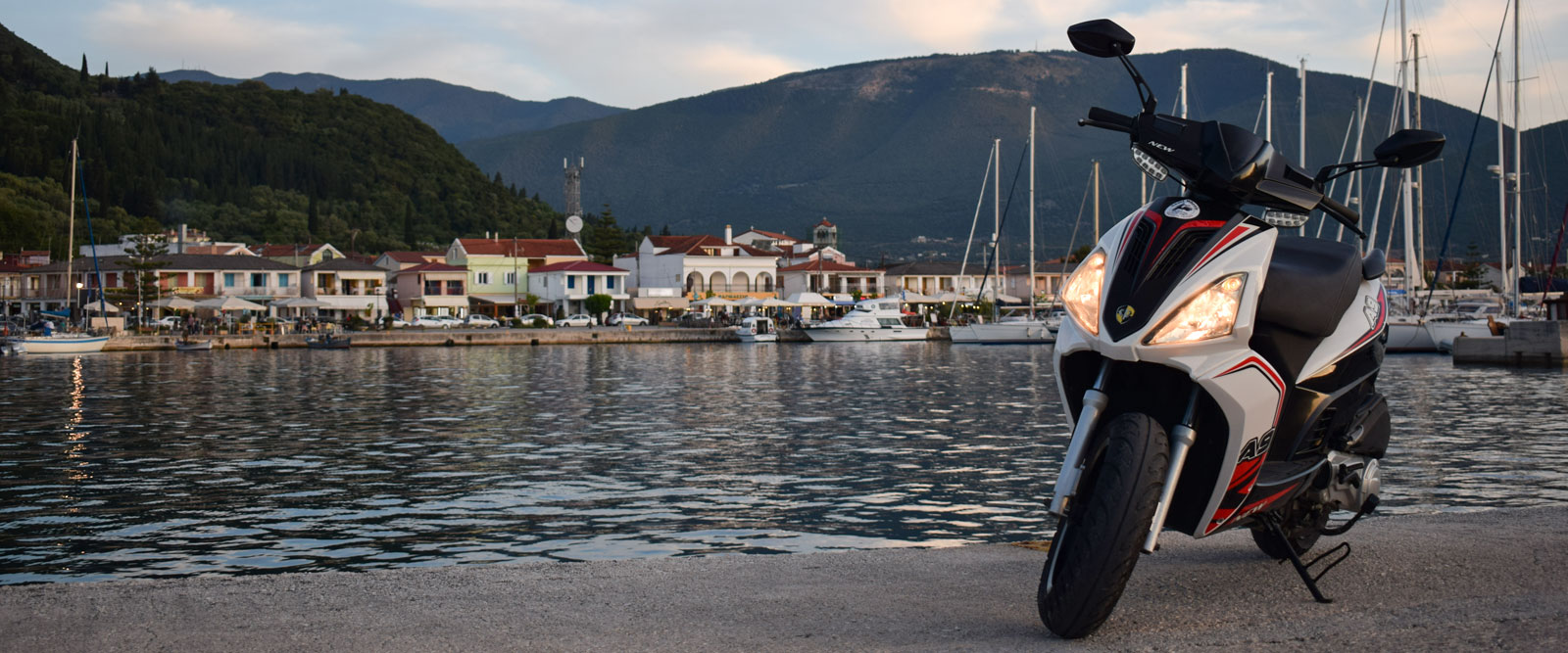 Kefalonia Scooter Rentals