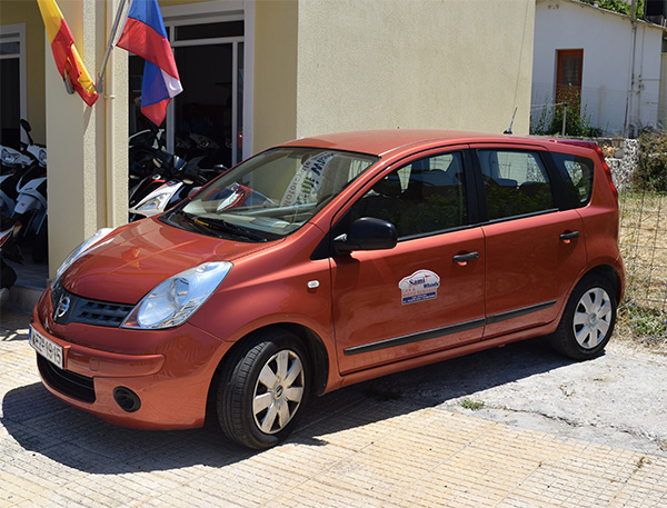 Car Rentals Sami Kefalonia | Rent a Car Kefalonia | Kefalonia car rentals in Kefalonia Greece