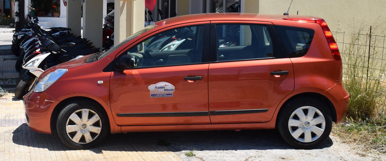 Kefalonia Car Rentals
